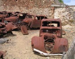 Classic Rusting