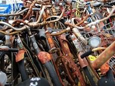 Bikes Rusting