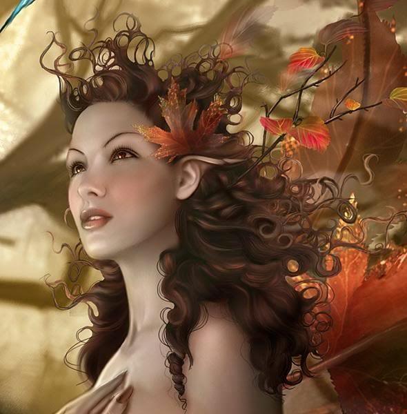 fluttering heart fairy