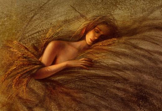 Sleeping with the Grain