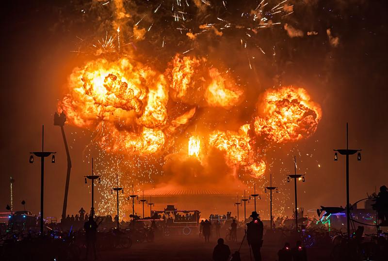Bang Bang at Burning Man