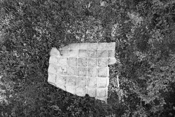 A strange metal fragment (one of many) that was discovered in 2007 near the site where 9 hikers mysteriously perished.
