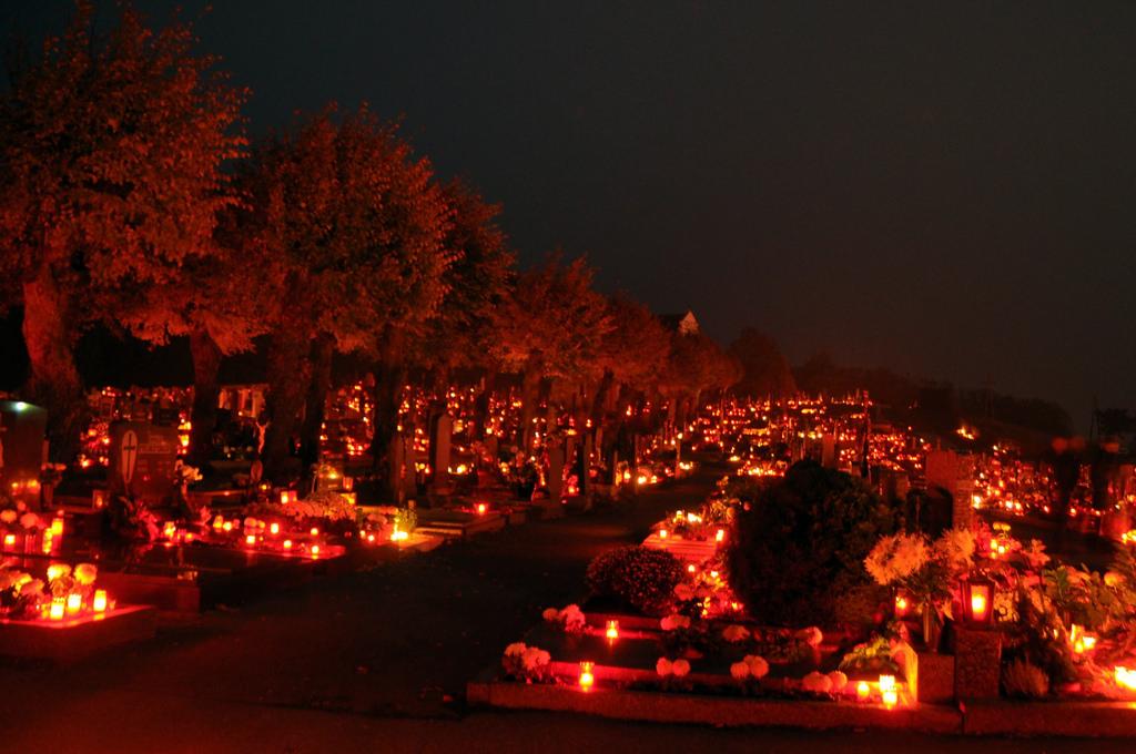 Samhain Offerings
