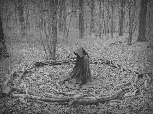 lone witch