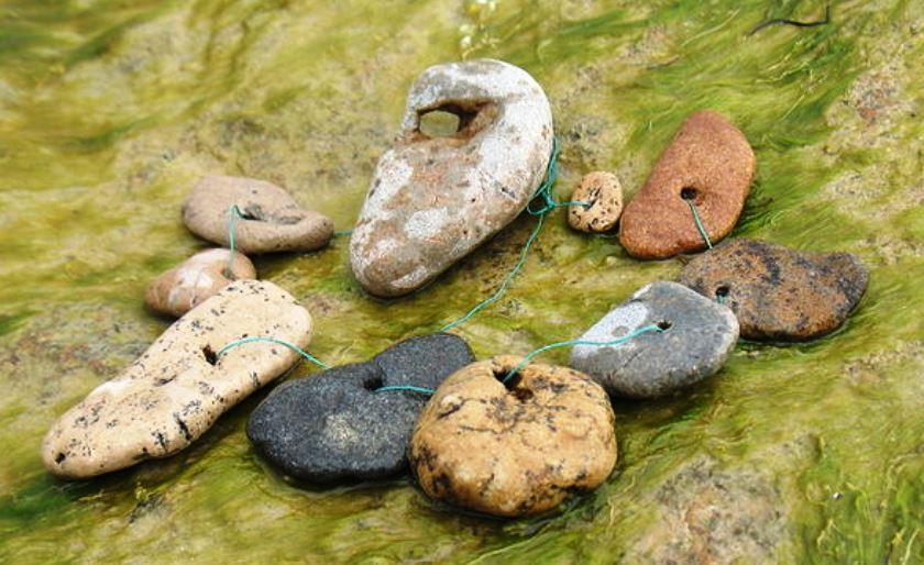 Hag Stone - Scared, Powerful, Magickal - The Gypsy Thread