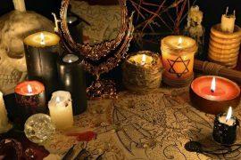 Witch's alphabet