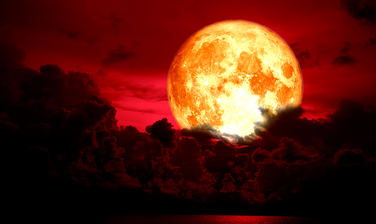 full sturgeon moon